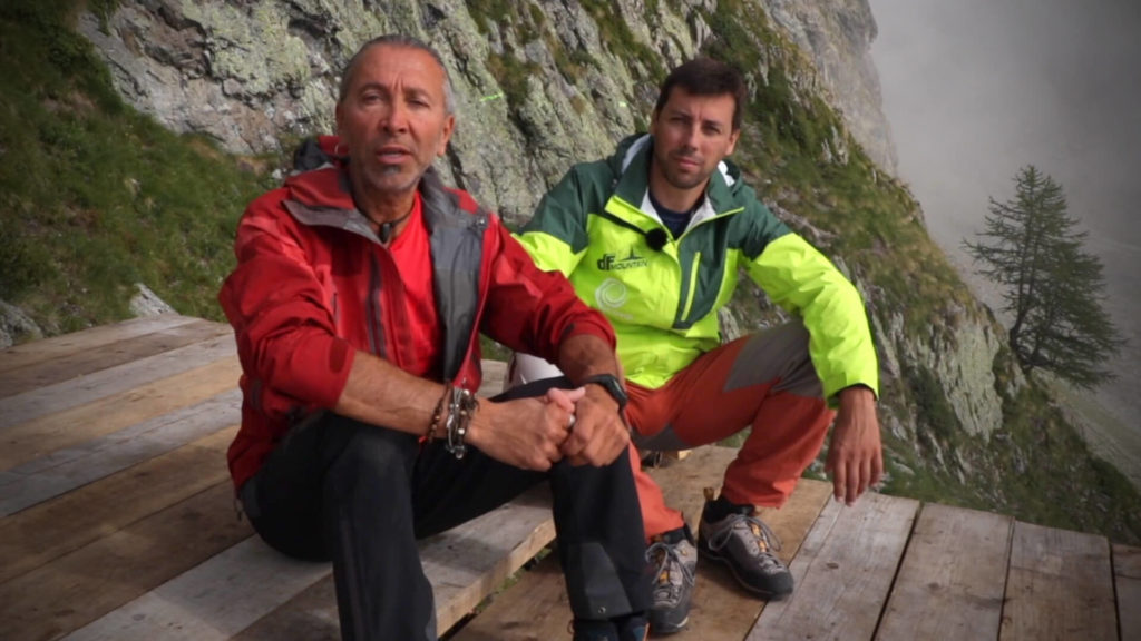 Pangea Rai 3: I lavori in montagna, caduta massi e paravalanghe | Ecoval srl
