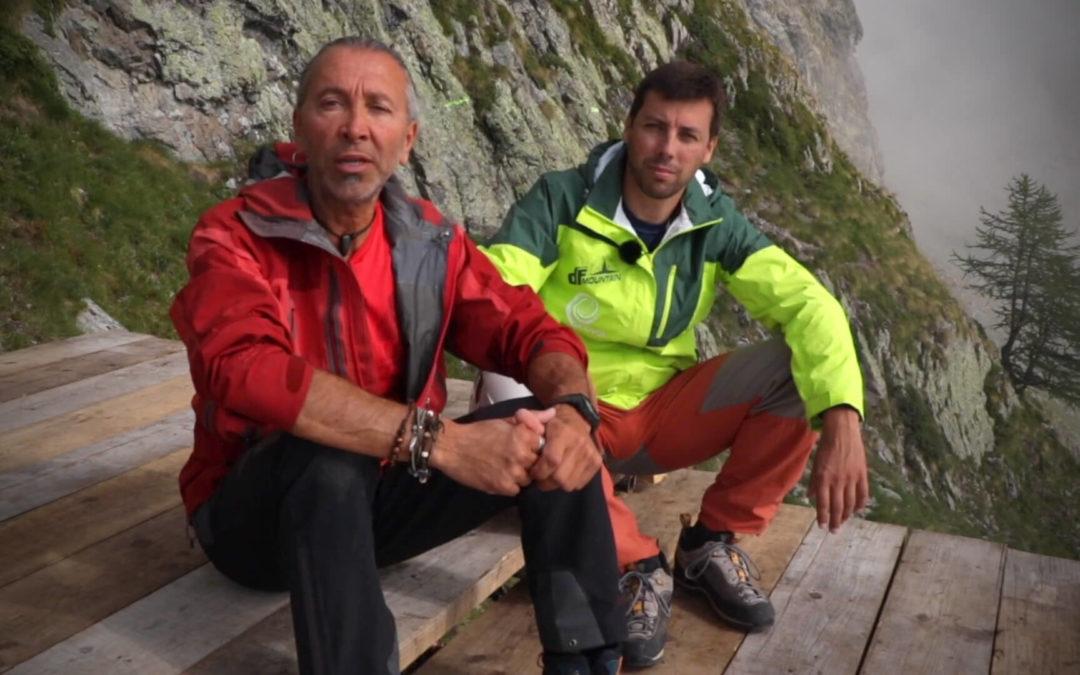 Pangea: I lavori in montagna – Opere di difesa caduta massi e paravalanghe
